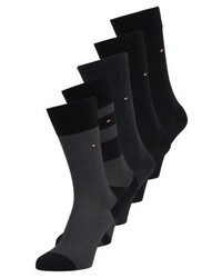 Tommy Hilfiger Birdeye Box 5 Pack Socks Dark Navy