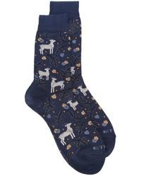 Etro Christmas Socks