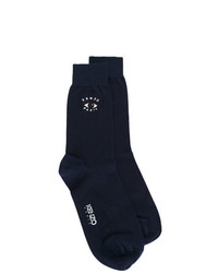 Kenzo Eye Embroidered Socks