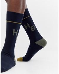BOSS Hb Logo Socks