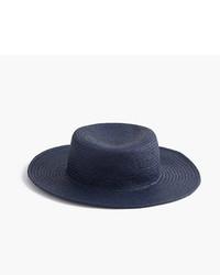 J.Crew Raffia Straw Hat