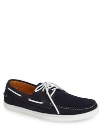 Heller Austen Newports Suede Boat Shoe