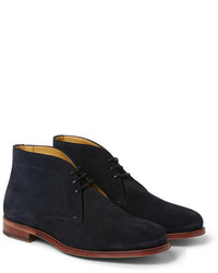 Paul Smith Shoes Accessories Morgan Suede Chukka Boots