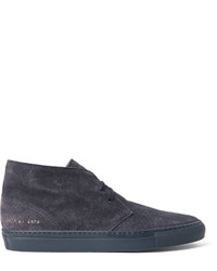 Common Projects Suede Chukka Boots