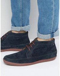 Base London Venue Suede Chukka Boots