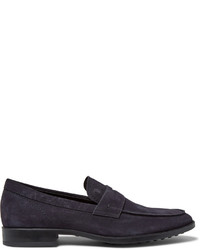 Suede penny loafers medium 1124838