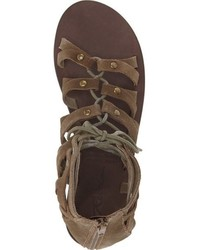 Rebels Jonah Gladiator Lace Up Sandal