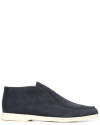 Loro Piana Open Walk Loafers