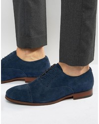 Aalian suede oxford shoes medium 1127037