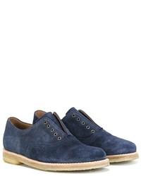 Pépé Pp Laceless Oxford Shoes