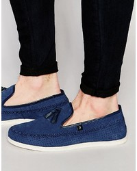 Daze suede tassel loafer medium 755089