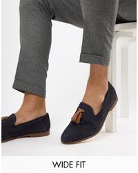 Kg Kurt Geiger Kg By Kurt Geiger Wide Fit Contrast Tassel Loafers
