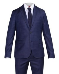 Hopper Platinum Suit Dark Blue
