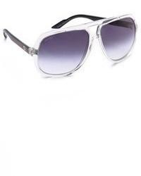 Navy Sunglasses