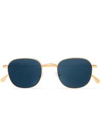 Paul Smith Round Gold Tone Sunglasses