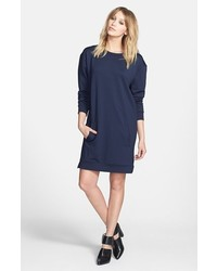 Leith Crewneck Sweatshirt Dress