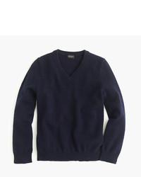 J.Crew Kids Cashmere V Neck Sweater