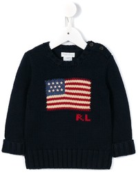 Ralph Lauren Kids American Flag Jumper