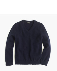 J.Crew Kids Cashmere V Neck Sweater