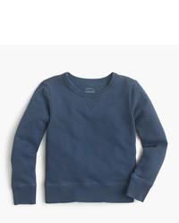 J.Crew Kids Gart Dyed Sweatshirt