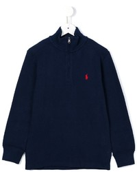 Ralph Lauren Kids Zipped Sweatshirt