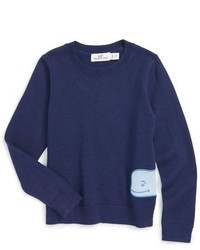 Vineyard Vines Toddler Girls Whale Sweater