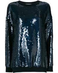 Stella McCartney Sequin Embellished Ines Sweatshirt