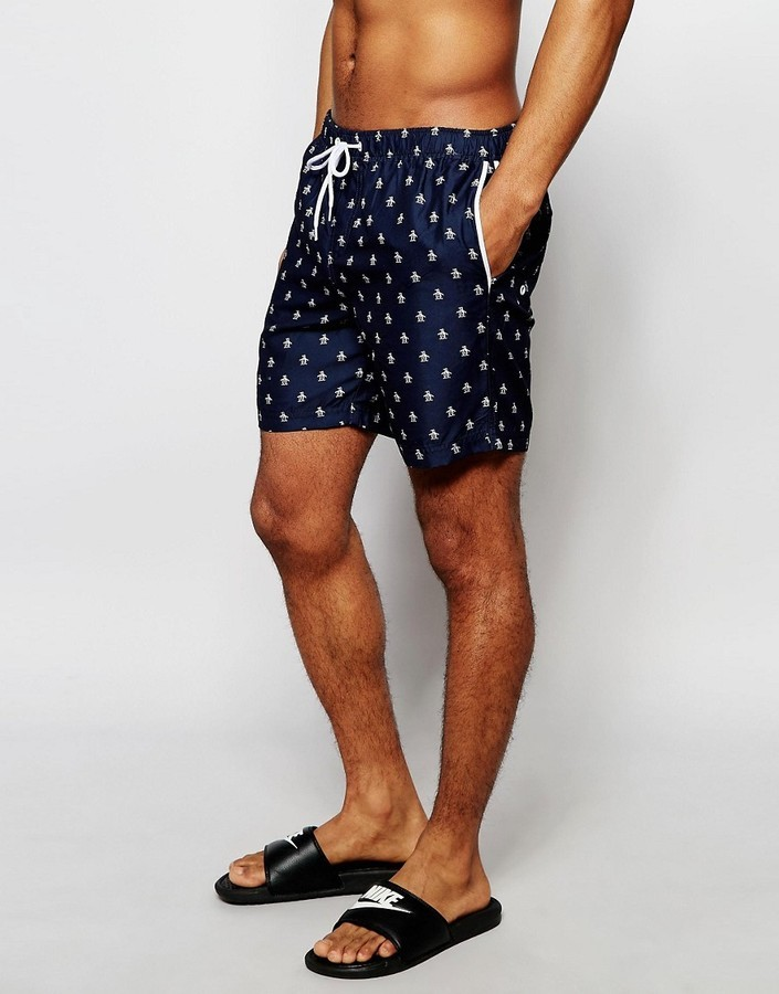 ff428c1c46 Original Penguin Swim Shorts, £61 | Asos | Lookastic UK