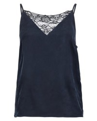 Sfnaomi vest dark sapphire medium 4240128