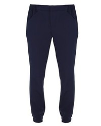 Tommy Hilfiger Smart Trousers Blue