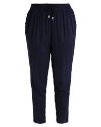 Evans Spun Trousers Navy