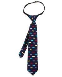 Cufflinks Inc. Boys Cufflinks Inc Batman Zipper Silk Tie