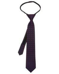 Cufflinks Inc. Cufflinks Inc Star Wars Stormtrooper Dot Zipper Silk Tie