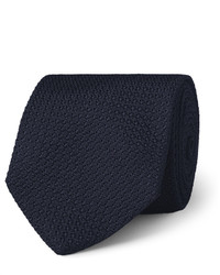 Drakes 8cm silk grenadine tie medium 656801
