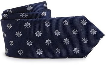 Nordstrom Ship Wheels Silk Tie