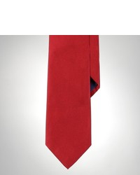 Polo Ralph Lauren Solid Silk Repp Tie