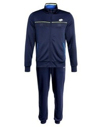 LOTTO Court Set Tracksuit Navy