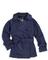 Navy Trench Coat