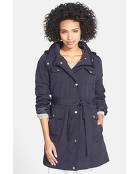 Navy Trenchcoat