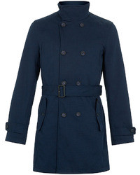 Navy trenchcoat original 432072
