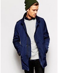 Selected Blue Trench