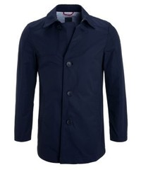 Cinque Ciaston Short Coat Dark Blue
