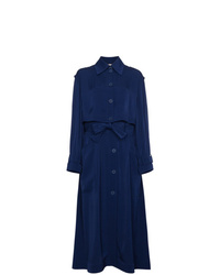 Stella McCartney Elasticated Waist Trench Coat