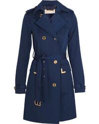 MICHAEL Michael Kors Michl Michl Kors Beverly Cotton Blend Trench Coat
