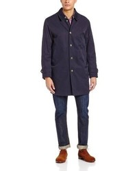 Tommy Hilfiger Lann Single Breasted Raincoat