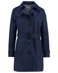 Tom Tailor Trenchcoat Real Navy Blue