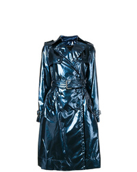 Marc Jacobs Vinyl Trench Coat