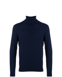 Laneus Cashmere Roll Neck Sweater