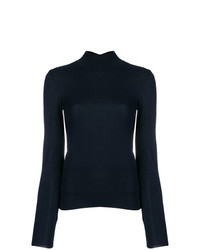 Jacquemus Cut Out Back Detail Sweater