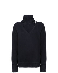Monse Cut Out Detail Jumper